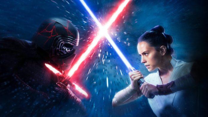 Star Wars: L' Ascesa di Skywalker su Disney +