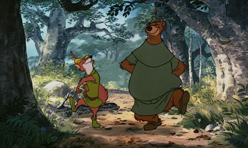 Robin Hood in live action