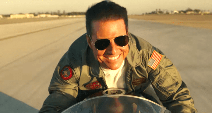 top gun mission impossible