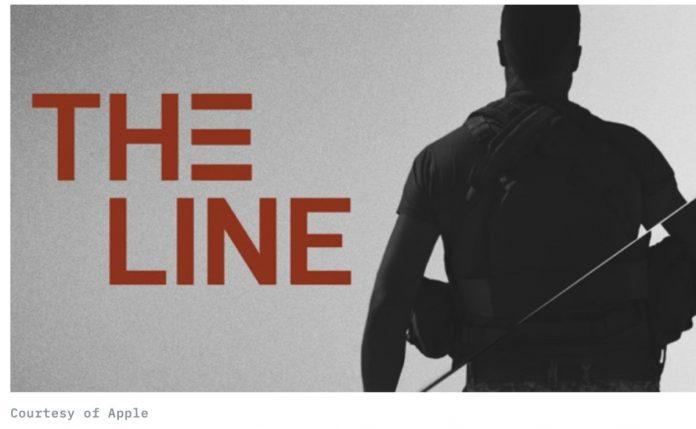 the line appletv+