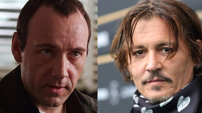 Johnny Depp Kevin Spacey