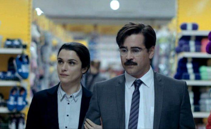 Colin Farrell e Rachel Weisz, The Lobster