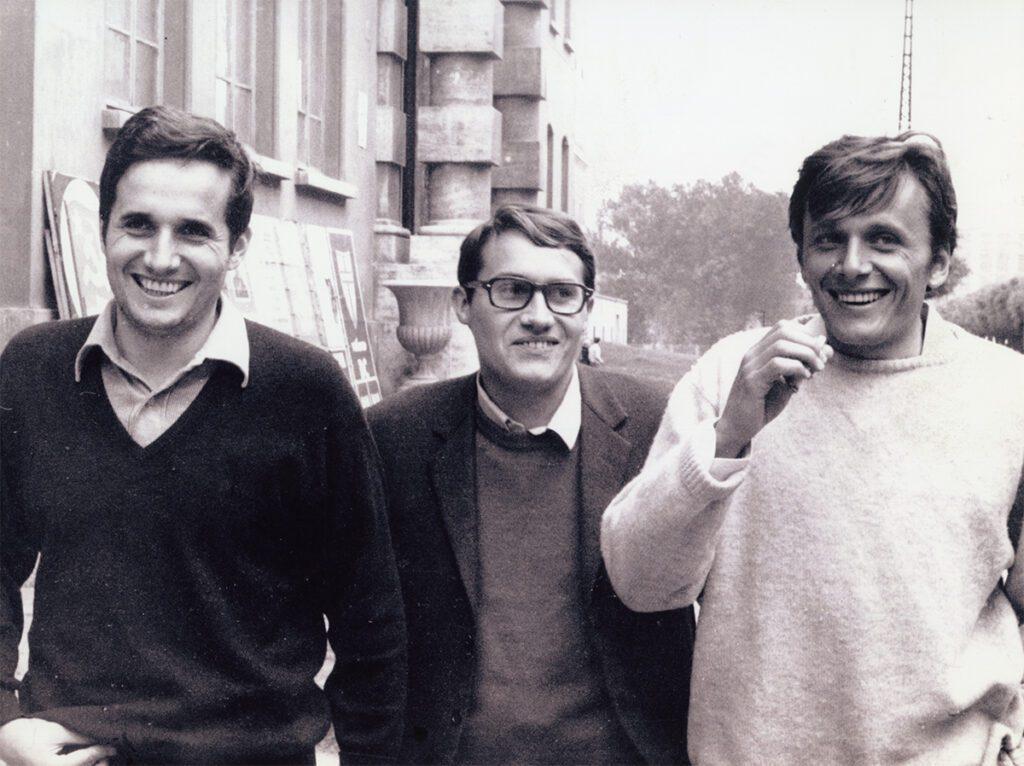 Marco, Alberto e Camillo Bellocchio