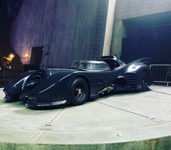 Batmobile The Flash