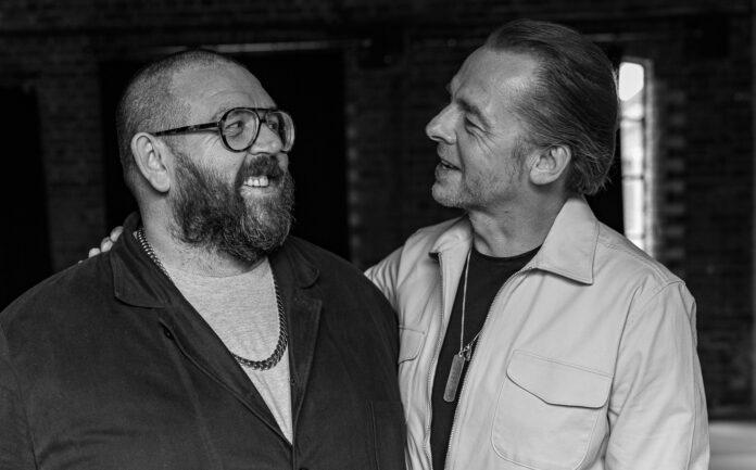 Amicizia (Simon Pegg e Nick Frost)