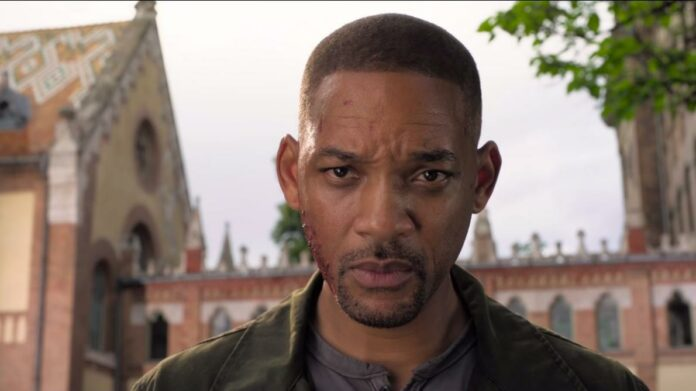 Will Smith action Fast & Loose