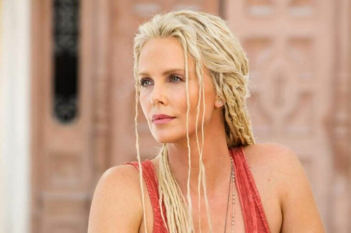 Cipher - Charlize Theron (Fast and Furious)