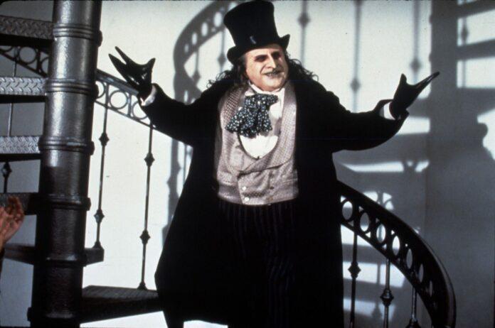 Danny DeVito penguin