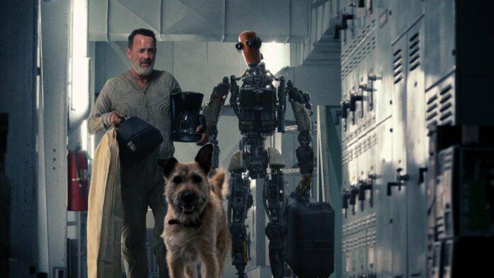 Finch, Tom Hanks