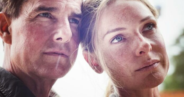 Mission: Impossible 7, Rebecca Ferguson