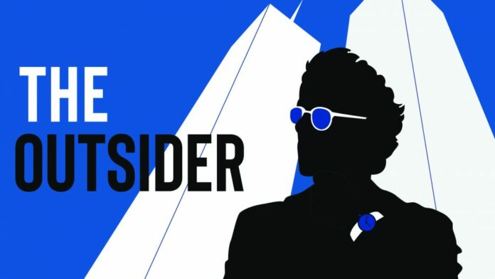 The Outsider facebook
