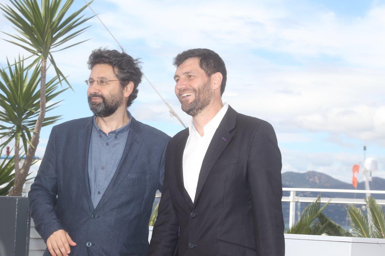 Thanos Anastopoulos e Davide Del Degan