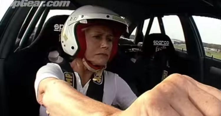 Heken Mirren - Top Gear