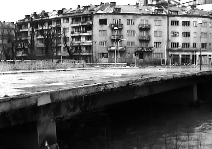 Giancarlo Bocchi - Il ponte di Sarajevo