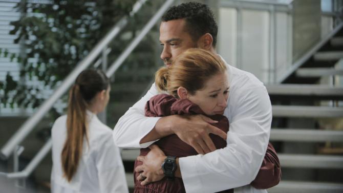 Grey's Anatomy April Kepner Jackson Avery