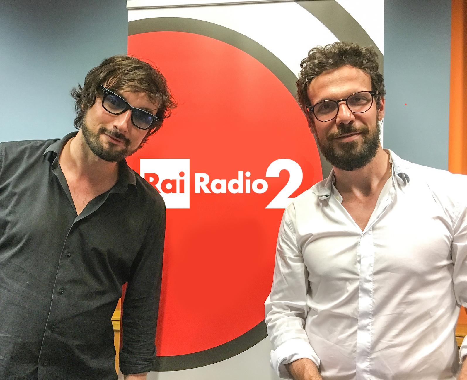 Francesco Montanari e Alessandro Bardani conducono Happy Hour