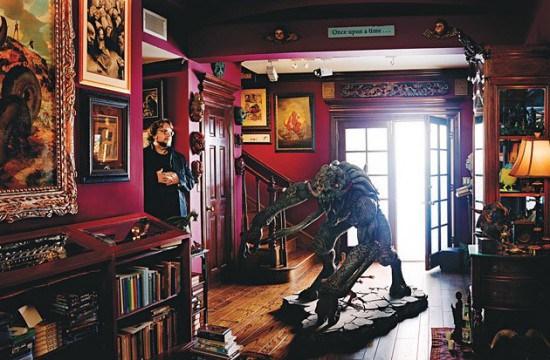 Guillermo del Toro Black House
