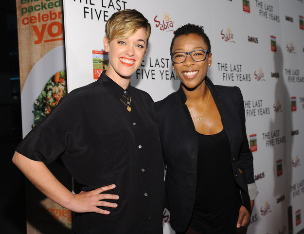 Samira Wiley Lauren Morelli